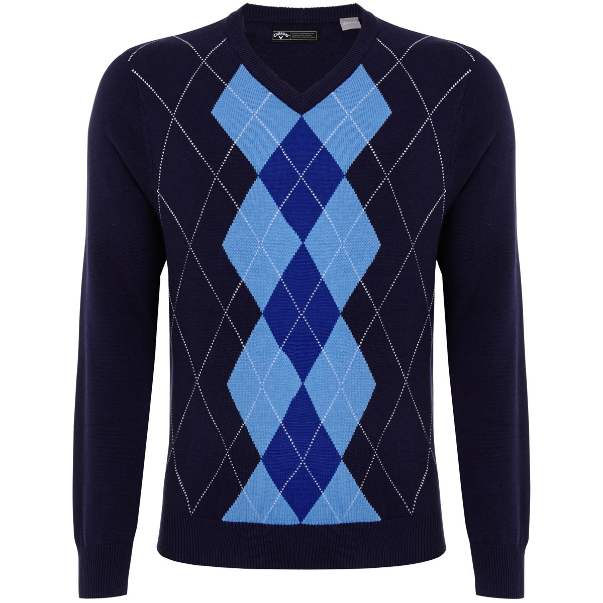 Callaway Golf 2016 Mens V Neck Front Argyle Sweater Pullover ...