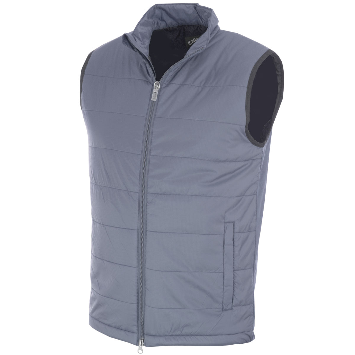 Callaway Golf Mens Puffer Fiber Filled Vest Sleeveless