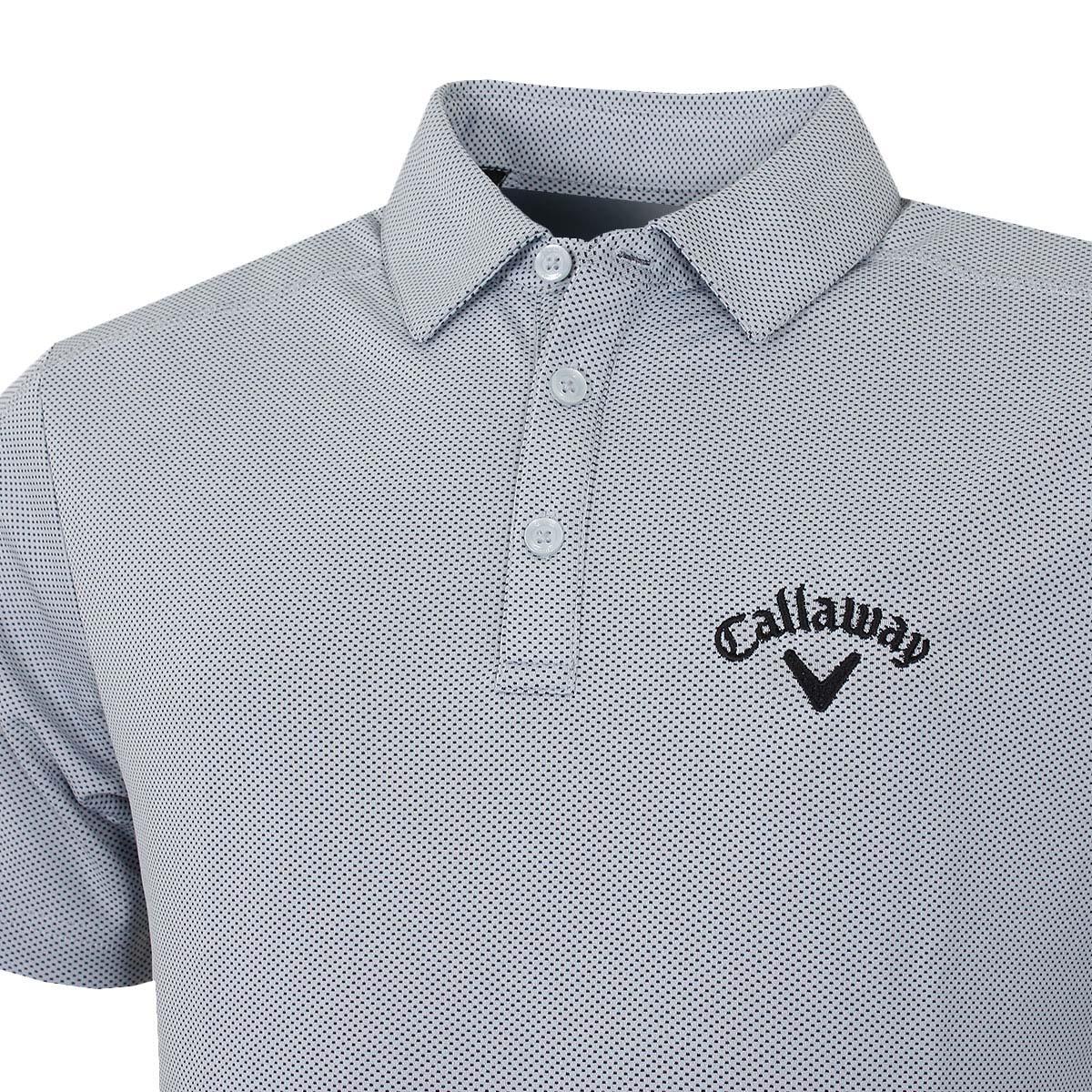 Callaway-Mens-New-Box-Jacquard-Tour-Opti-Dri-Golf-Polo-Shirt-45-OFF-RRP thumbnail 7