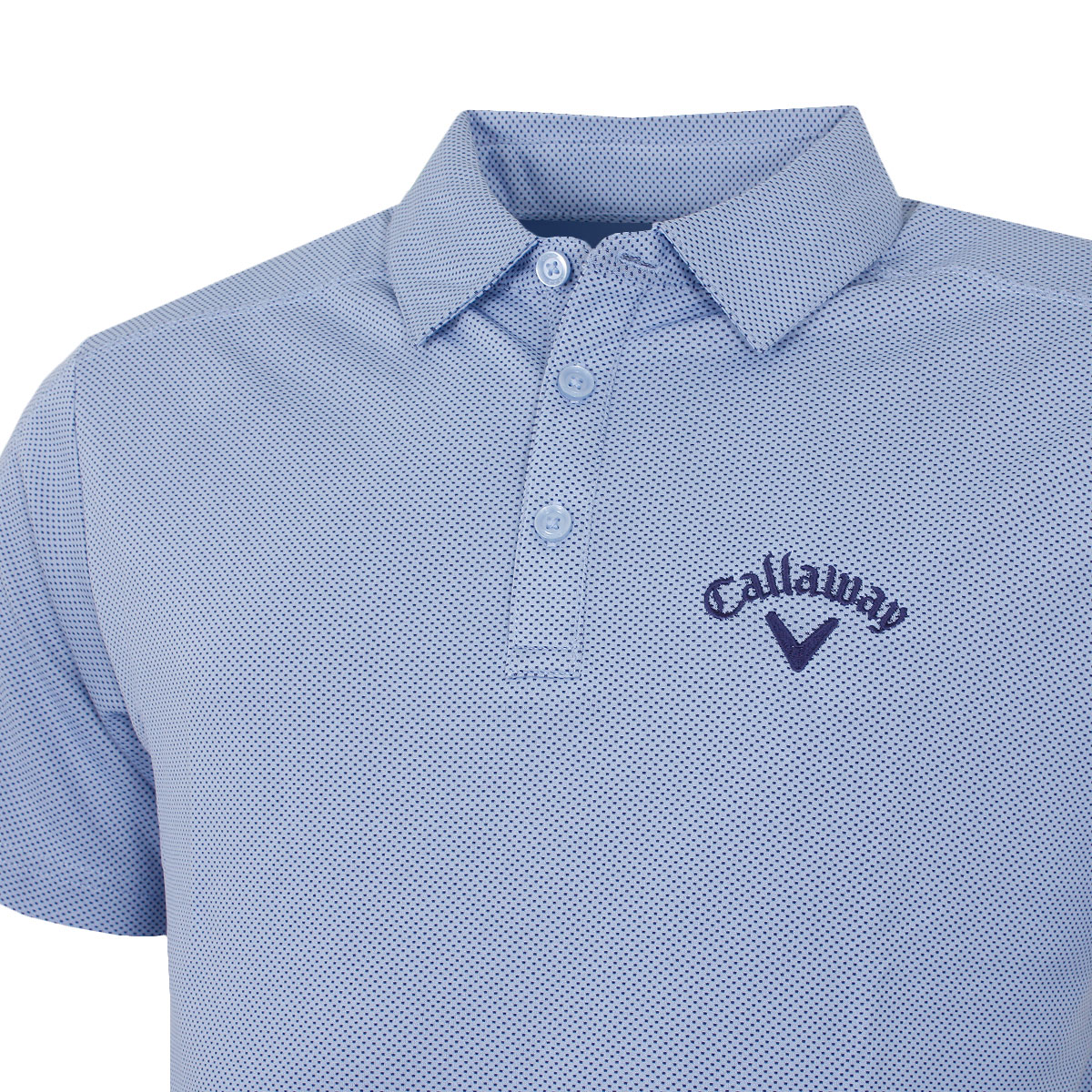 Callaway-Mens-New-Box-Jacquard-Tour-Opti-Dri-Golf-Polo-Shirt-45-OFF-RRP thumbnail 4