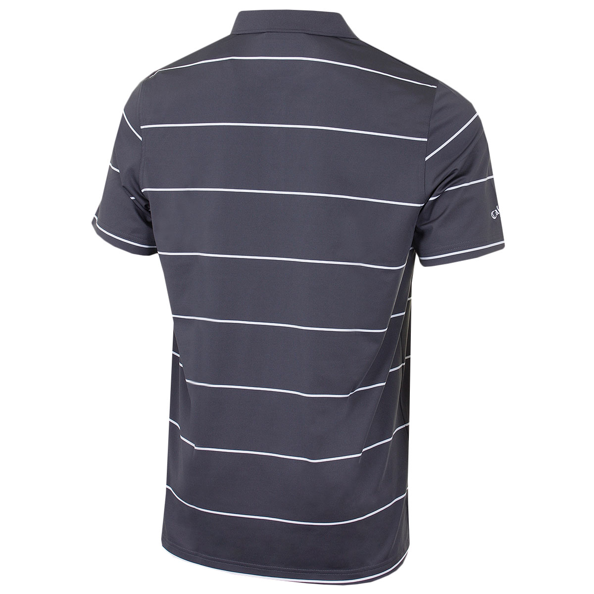 Callaway-Golf-Mens-Chev-Auto-Stripe-Polo-Shirt-Opti-Dri-Short-Sleeve-53-OFF-RRP thumbnail 3