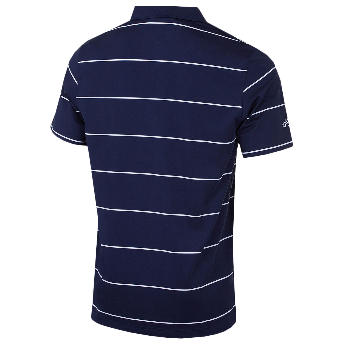 Callaway-Golf-Mens-Chev-Auto-Stripe-Polo-Shirt-Opti-Dri-Short-Sleeve-53-OFF-RRP thumbnail 17