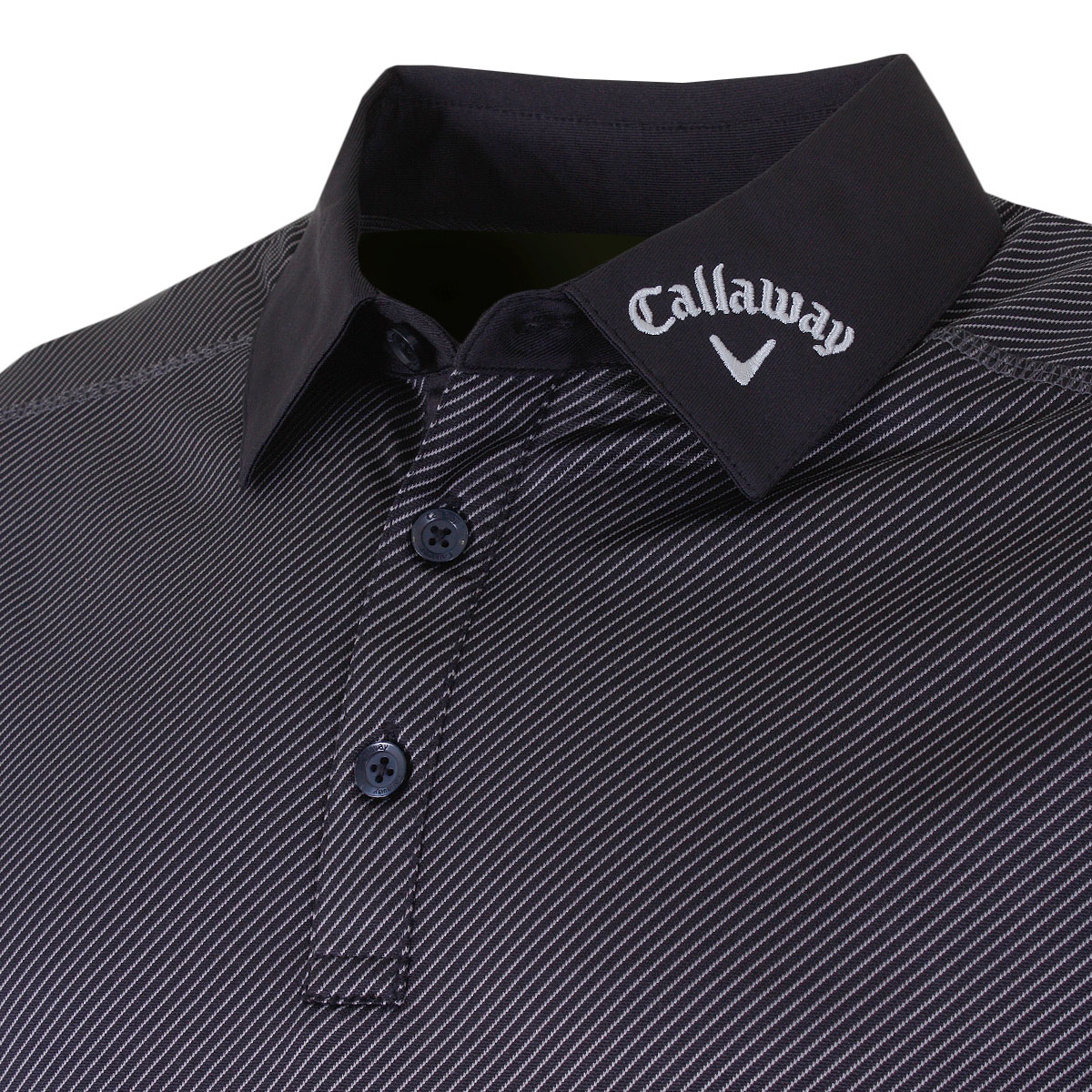 Callaway-Golf-Mens-Denim-Jacquard-Dri-Fit-Performance-Polo-Shirt-37-OFF-RRP thumbnail 4