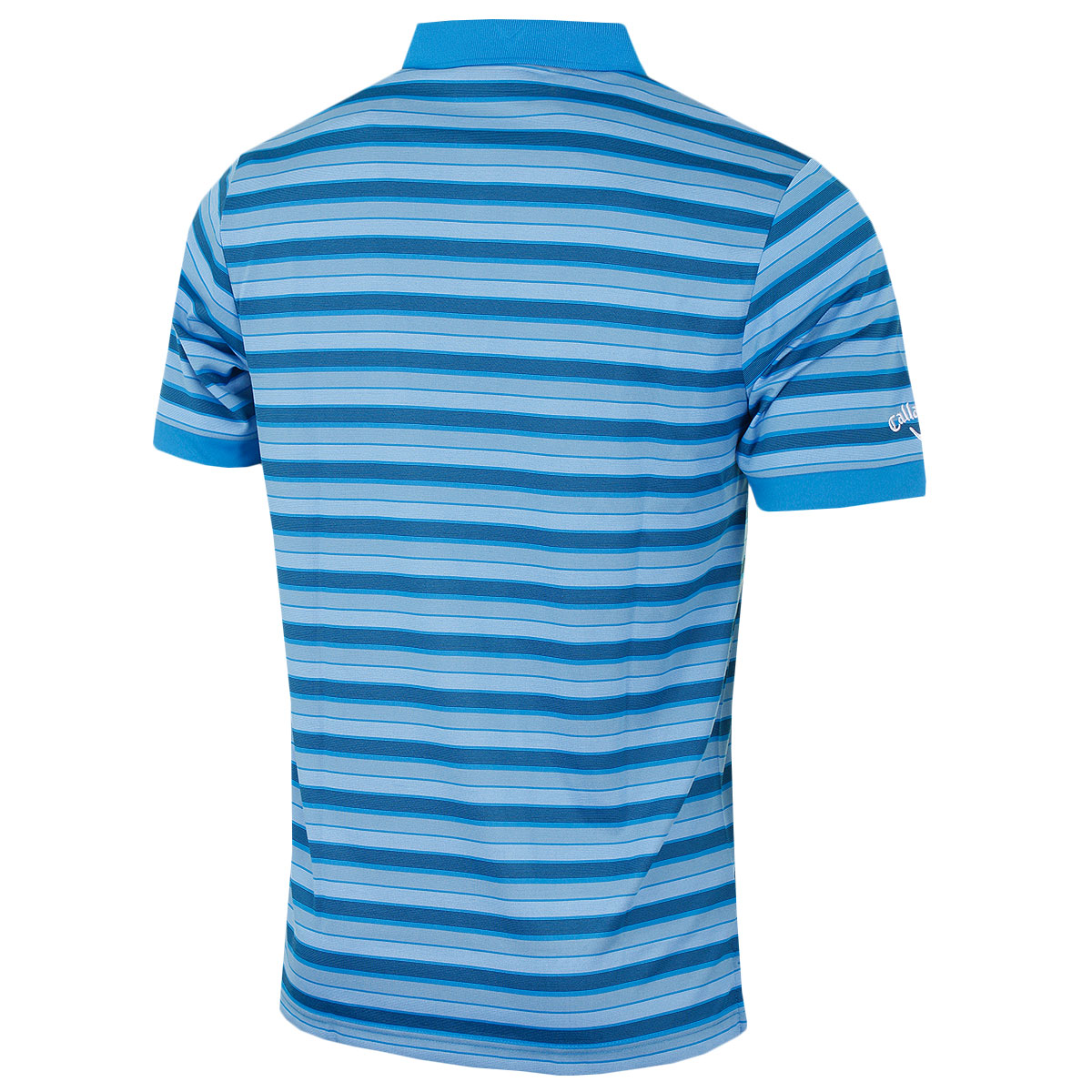 Callaway-Golf-Mens-Fine-Line-Opti-Dri-Striped-Polo-Shirt-CGKS7045-49-OFF-RRP thumbnail 5