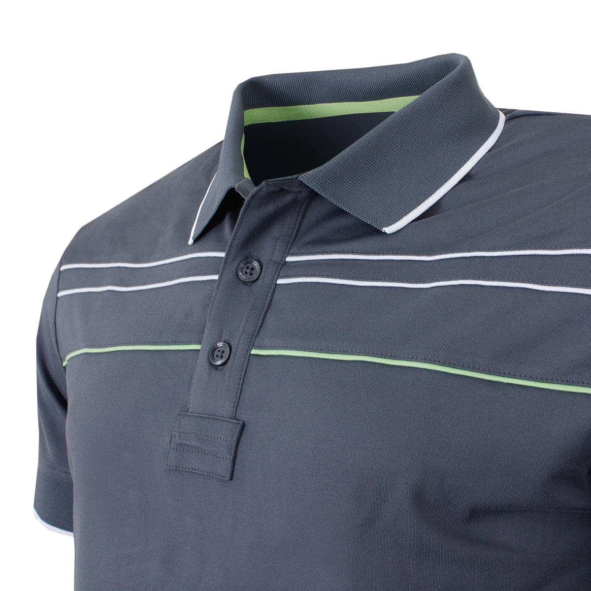 Callaway-Golf-Mens-X-Range-Stretch-Chest-Piped-Polo-Shirt-60-OFF-RRP thumbnail 13
