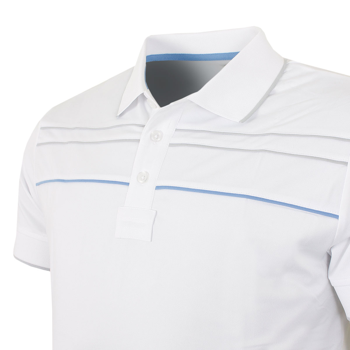 Callaway-Golf-Mens-X-Range-Stretch-Chest-Piped-Polo-Shirt-60-OFF-RRP thumbnail 4