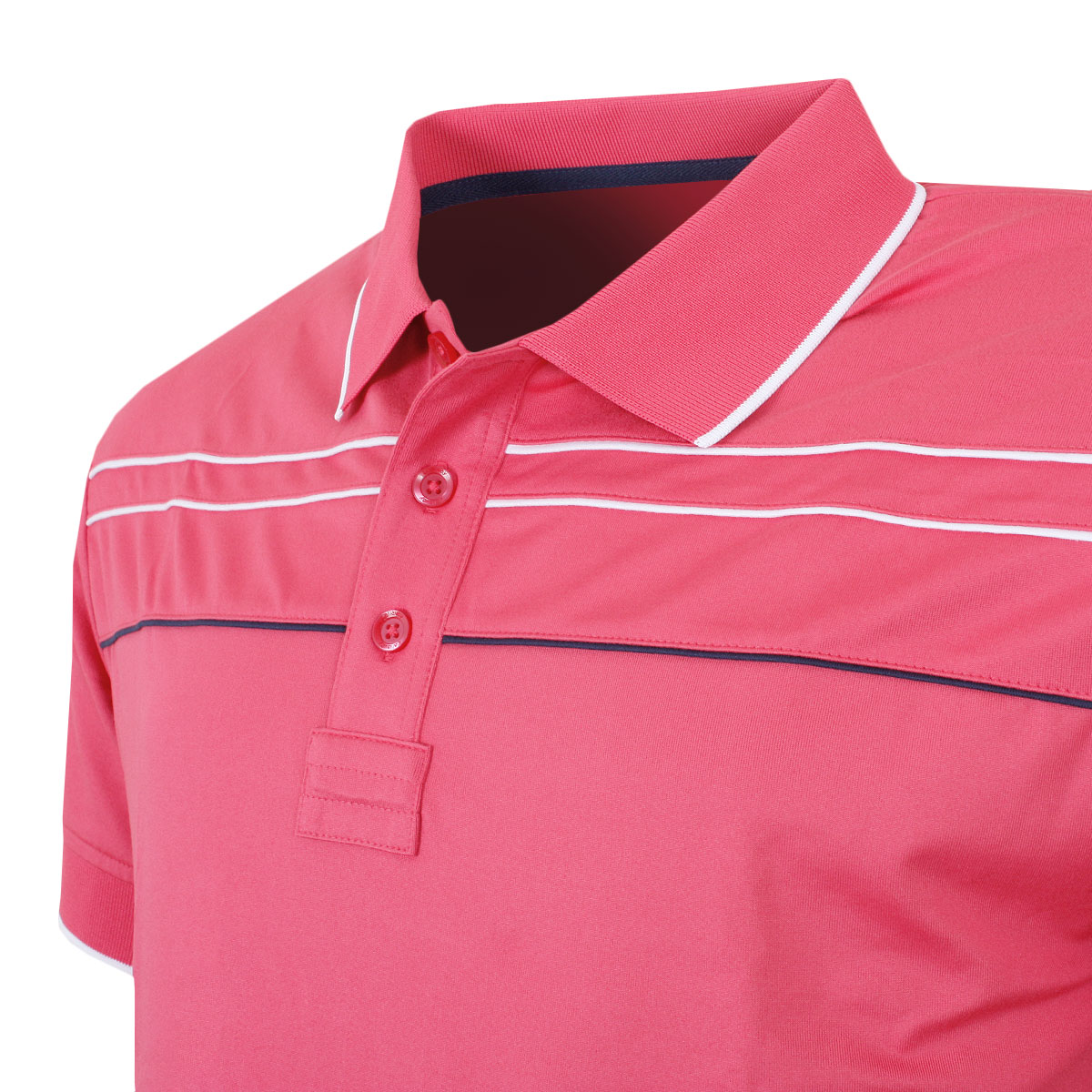 Callaway-Golf-Mens-X-Range-Stretch-Chest-Piped-Polo-Shirt-60-OFF-RRP thumbnail 7