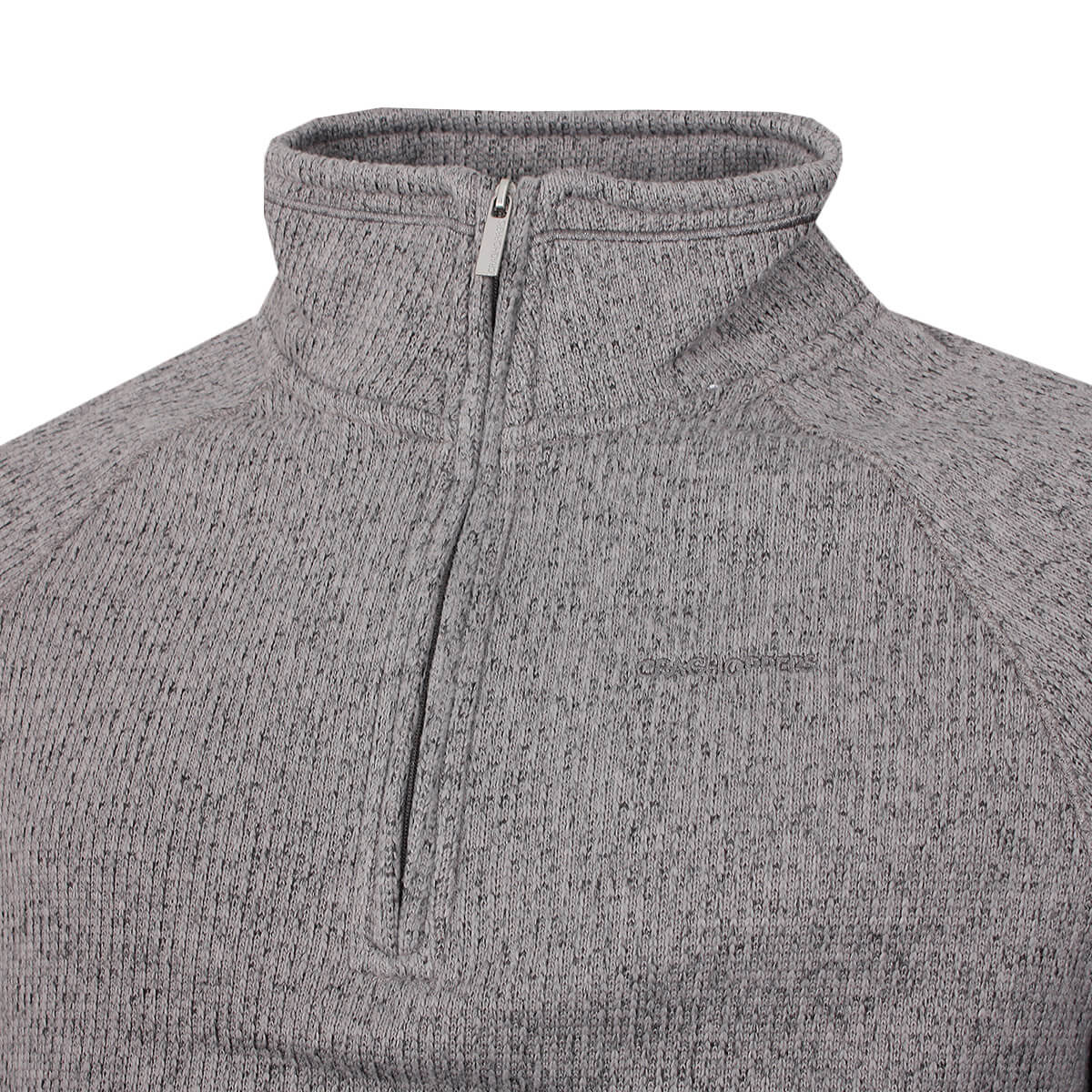 Craghoppers-Mens-Norton-Half-Zip-Fleece-Outdoor-Sweater-Pullover-60-OFF-RRP Indexbild 8