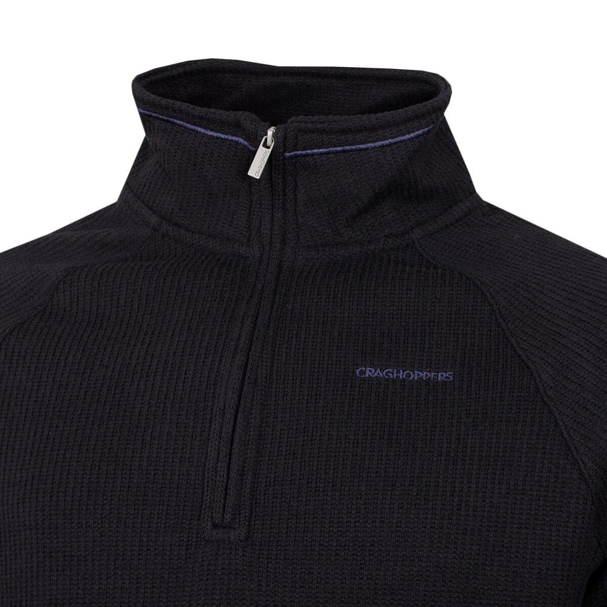 Craghoppers-Mens-Norton-Half-Zip-Fleece-Outdoor-Sweater-Pullover-60-OFF-RRP Indexbild 4