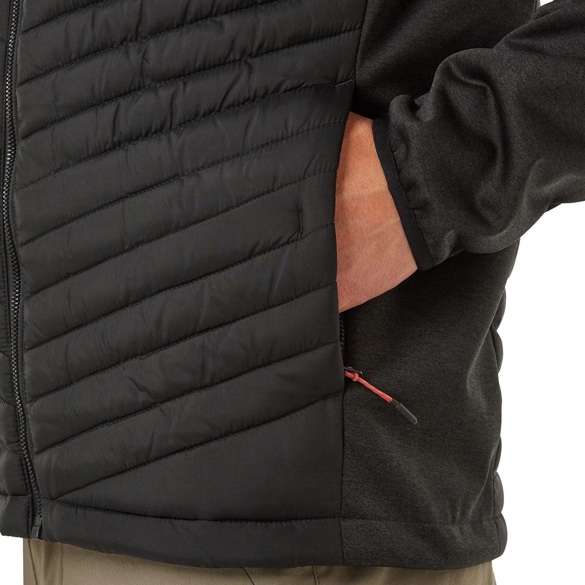 Craghoppers Mens Innsbruck Hybrid Thermal Windproof Eco Jacket 30/% OFF RRP
