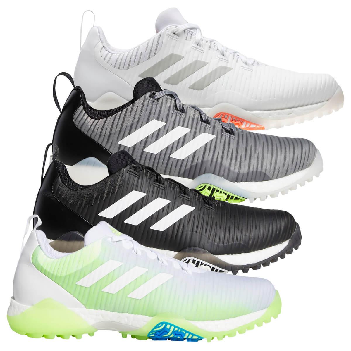 Détails sur Adidas golf Hommes 2020 Code Chaos Imperméable Léger Lacet Golf Chaussures