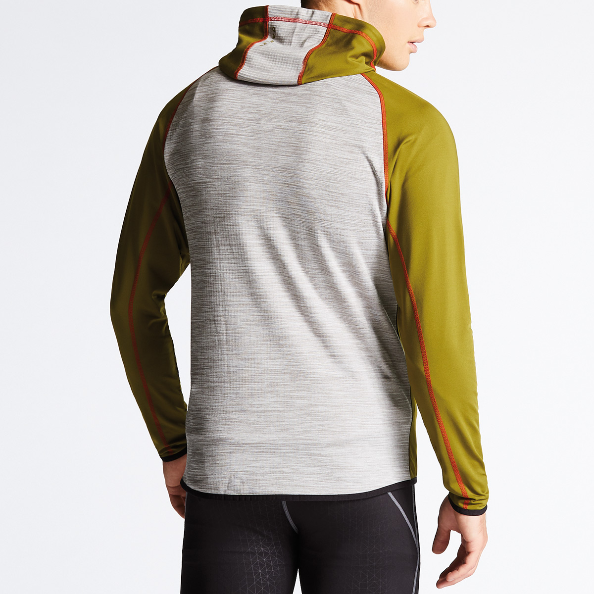Dare 2b Mens Ratify II Core Stretch Hooded Zip Jacket Top 62/% OFF RRP
