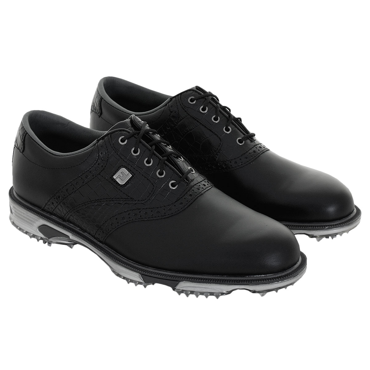 Footjoy-Mens-DryJoys-Tour-Golf-Waterproof-Spiked-Golf-Shoes-53-OFF-RRP thumbnail 6