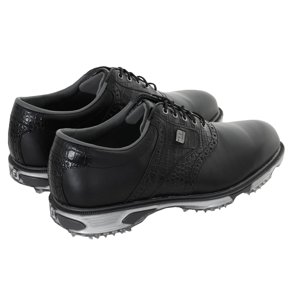 Footjoy-Mens-DryJoys-Tour-Golf-Waterproof-Spiked-Golf-Shoes-53-OFF-RRP thumbnail 7