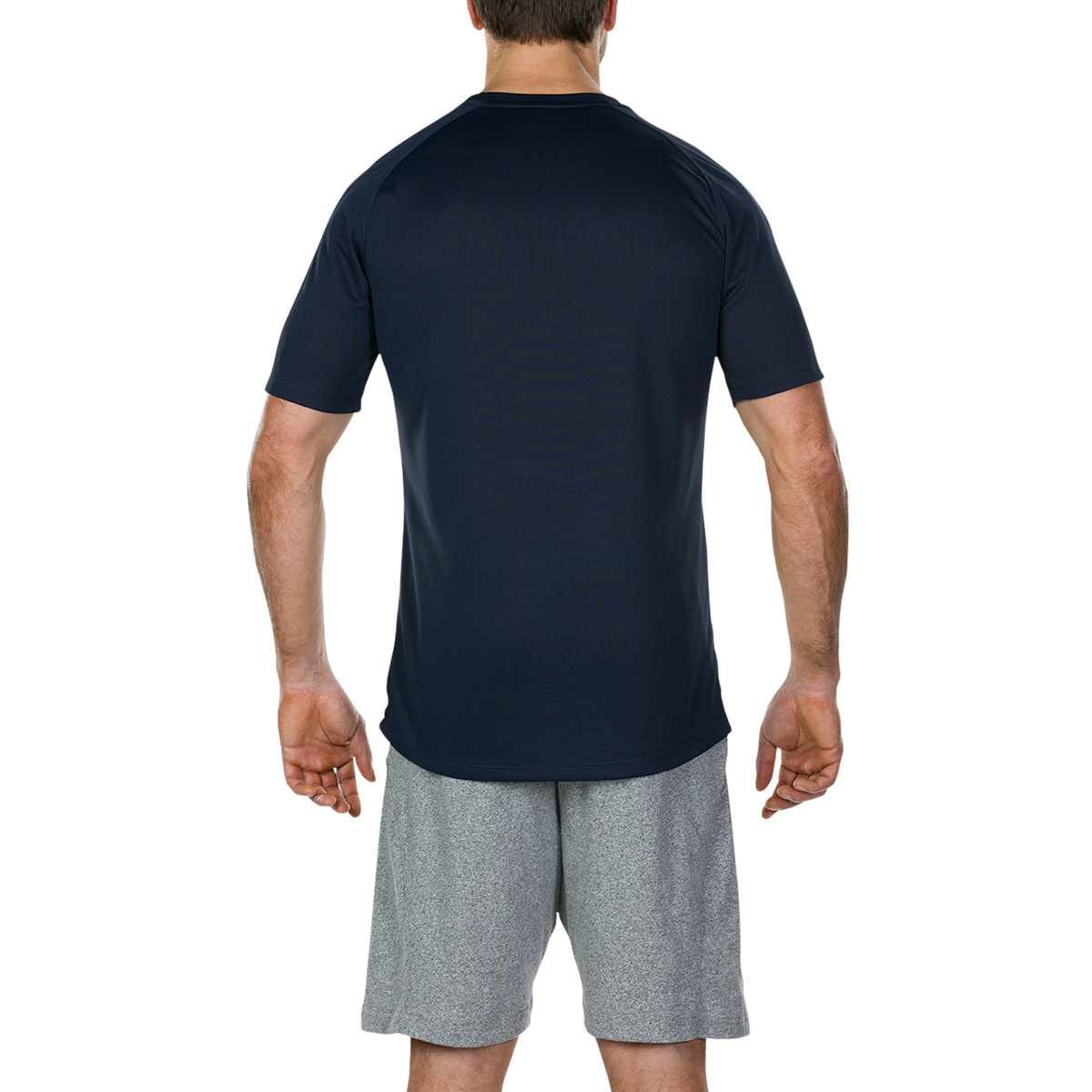 Canterbury-Para-hombre-Core-vapodri-Grande-logotipo-Quickdry-transpirable-T-Shirt miniatura 9