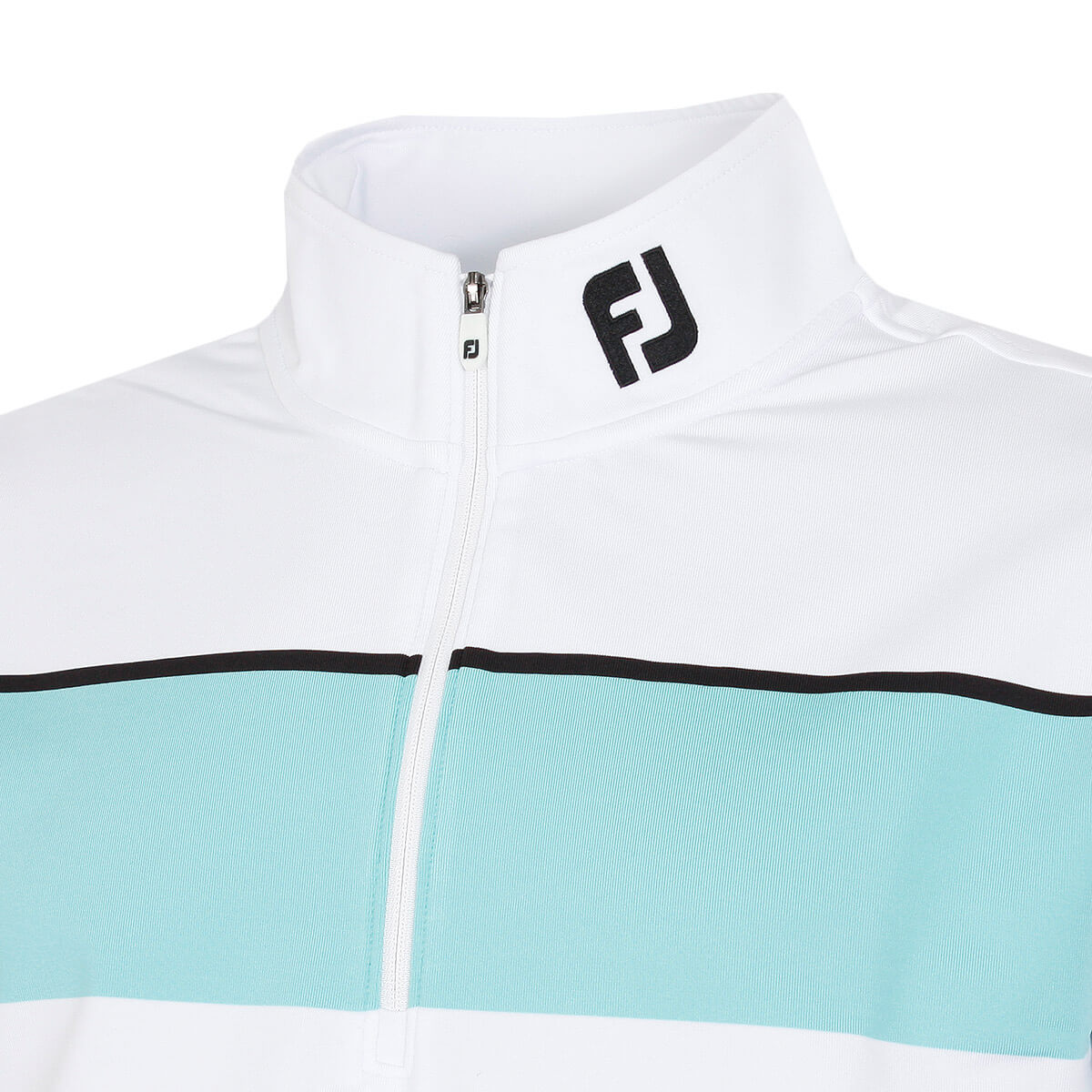 Footjoy-Mens-Jersey-Chest-Stripe-1-2-Zip-Wicking-Golf-Sweater-51-OFF-RRP thumbnail 7