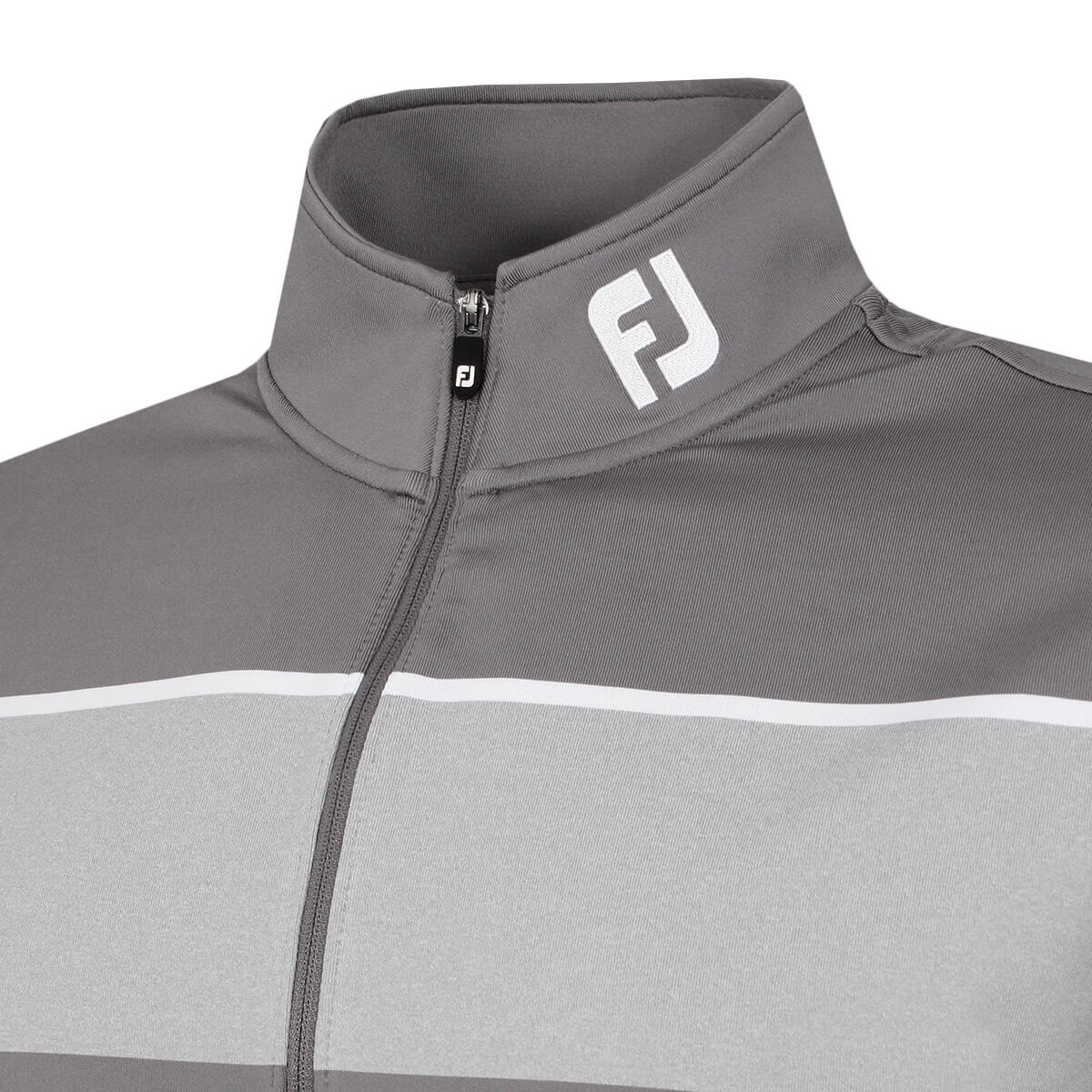 Footjoy-Mens-Jersey-Chest-Stripe-1-2-Zip-Wicking-Golf-Sweater-51-OFF-RRP thumbnail 4