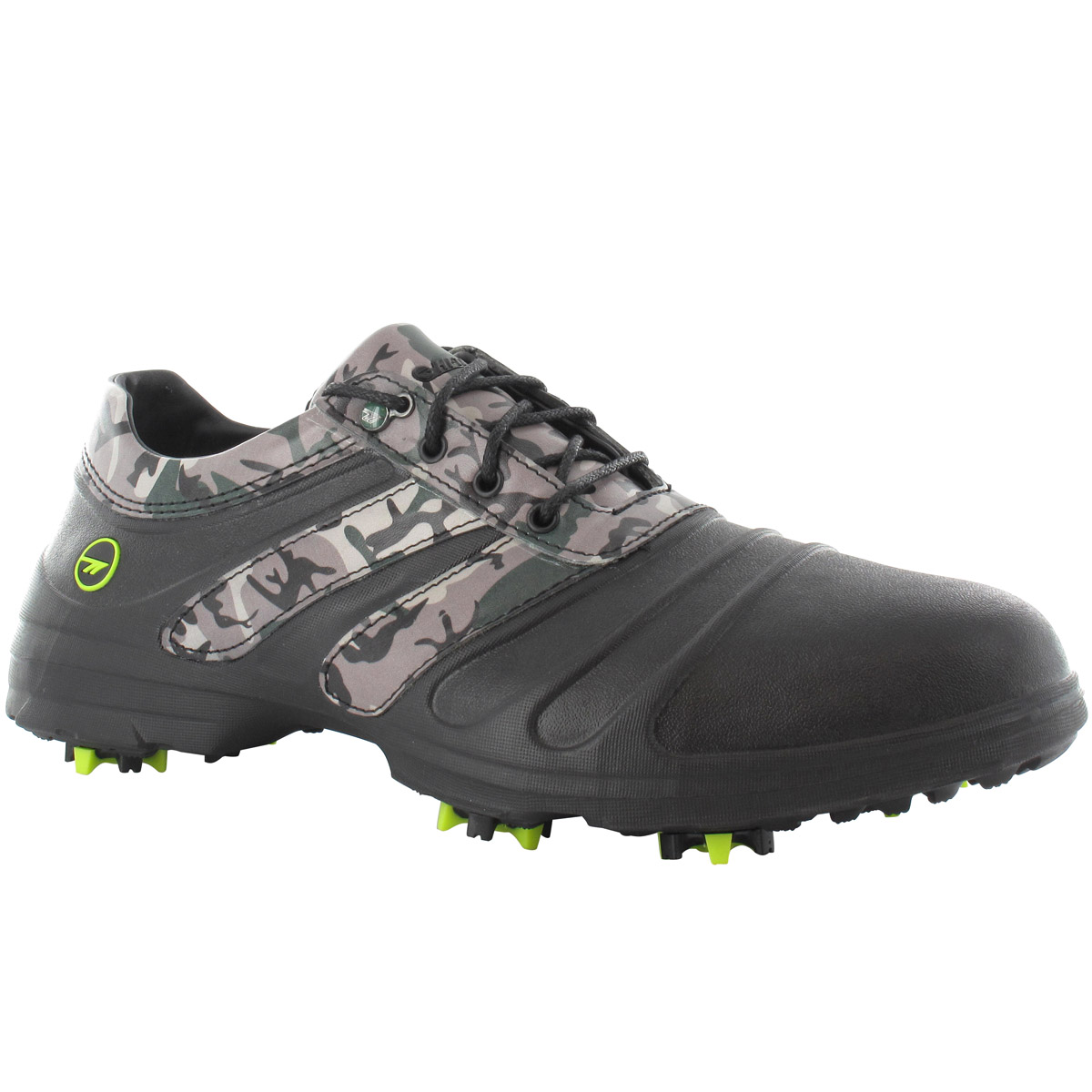Hi Tec Mens V Lite Splash Lightweight Waterproof Golf Shoes