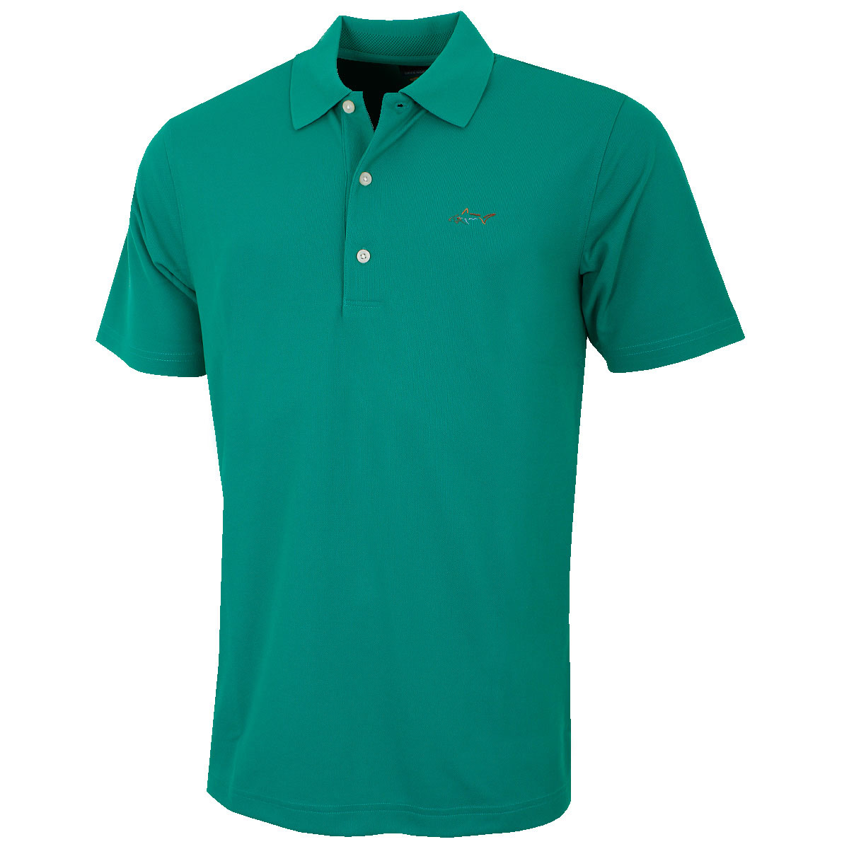 greg norman 2016 mens kx04 performance micro pique golf polo shirt ebay. Black Bedroom Furniture Sets. Home Design Ideas