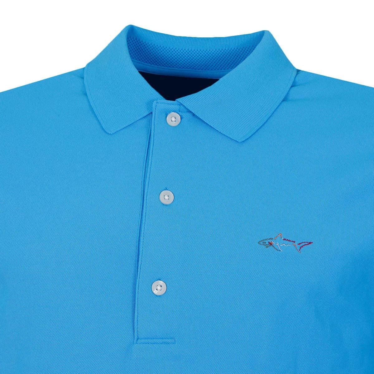 Greg-Norman-Mens-KX04-Performance-Micro-Pique-Golf-Polo-Shirt-28-OFF-RRP thumbnail 9