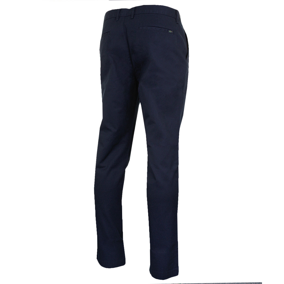 b83553808f Lacoste Mens Chino Pant HH5742 Slim Fit Cotton Trousers 28% OFF RRP ...