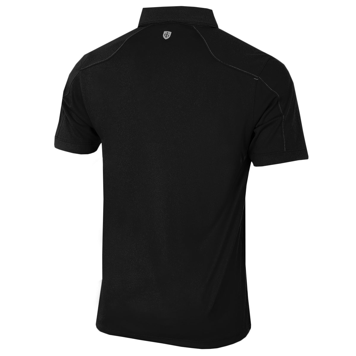 Island-Green-Mens-Golf-IGTS1648-Performance-Coolpass-Polo-Shirt-44-OFF-RRP thumbnail 3