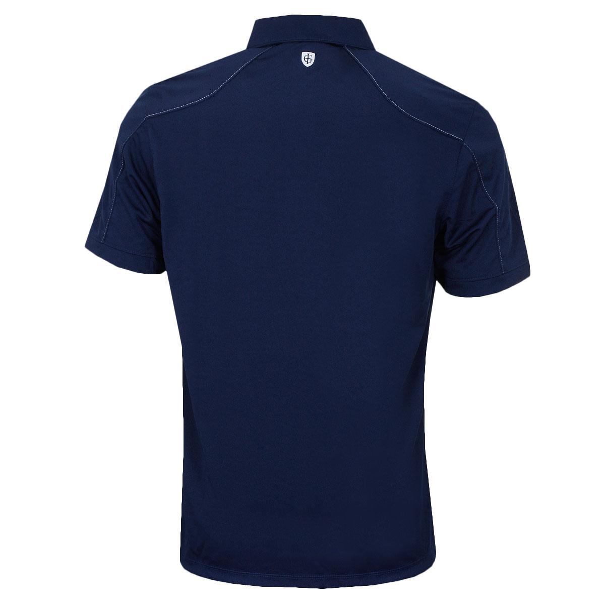 Island-Green-Mens-Golf-IGTS1648-Performance-Coolpass-Polo-Shirt-39-OFF-RRP thumbnail 12