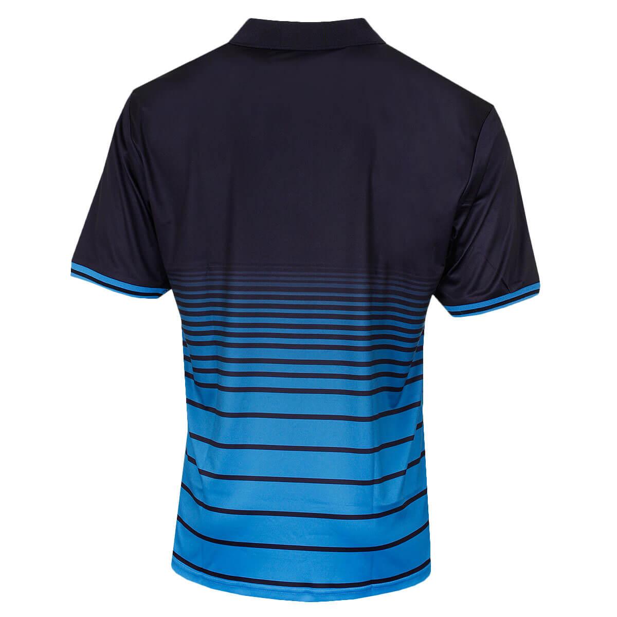 Island-Green-Mens-2019-Golf-1890-Sublimated-Stripe-Logo-Polo-Shirt-43-OFF-RRP thumbnail 3