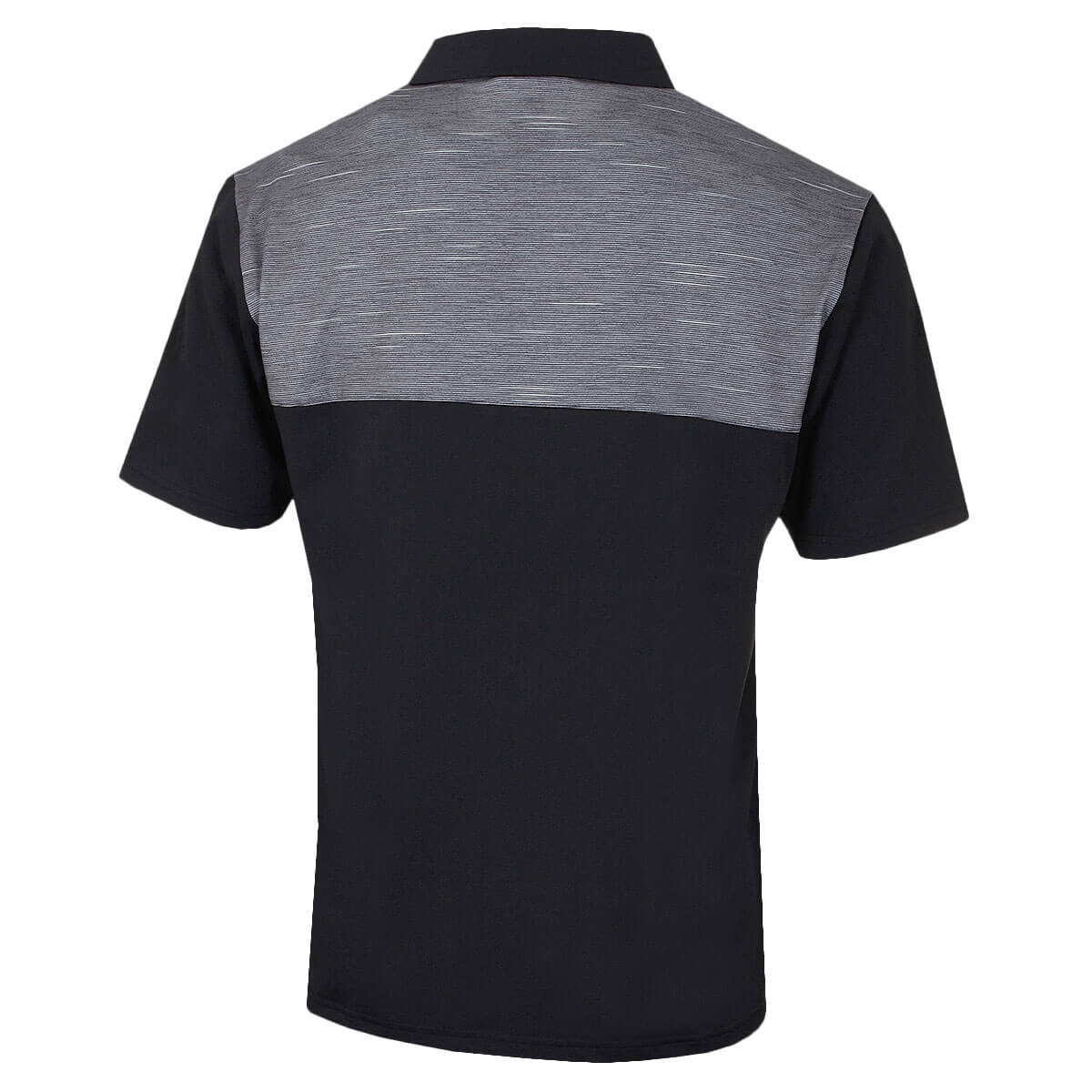 Island-Green-Mens-Golf-IGTS1891-Contrast-Yoke-Polo-Shirt-53-OFF-RRP thumbnail 3