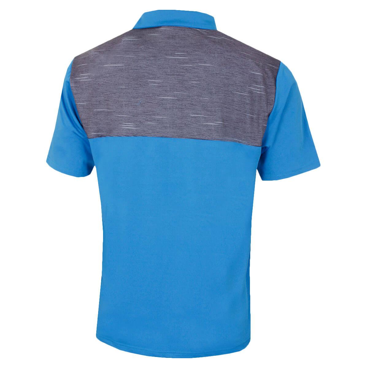 Island-Green-Mens-Golf-IGTS1891-Contrast-Yoke-Polo-Shirt-53-OFF-RRP thumbnail 7