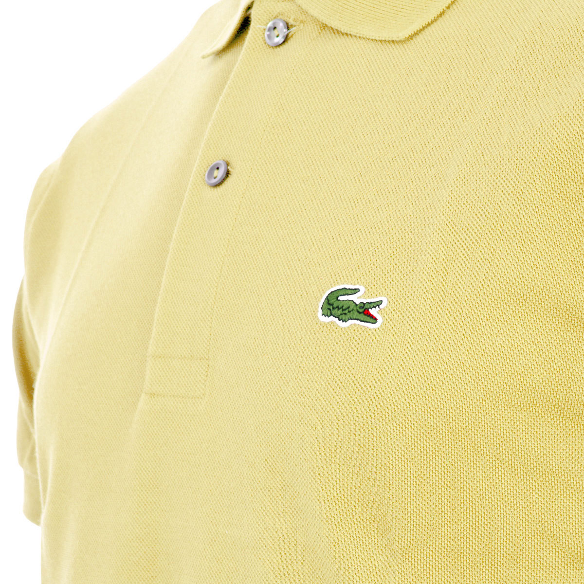Lacoste-Mens-Classic-Cotton-L1212-Short-Sleeve-Polo-Shirt-26-OFF-RRP thumbnail 43