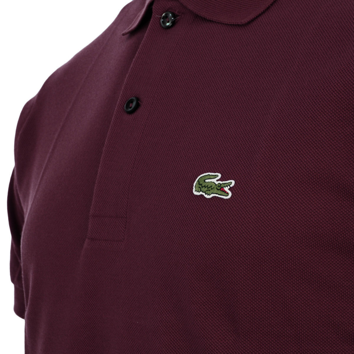 Lacoste-Mens-Classic-Cotton-L1212-Short-Sleeve-Polo-Shirt-26-OFF-RRP thumbnail 34