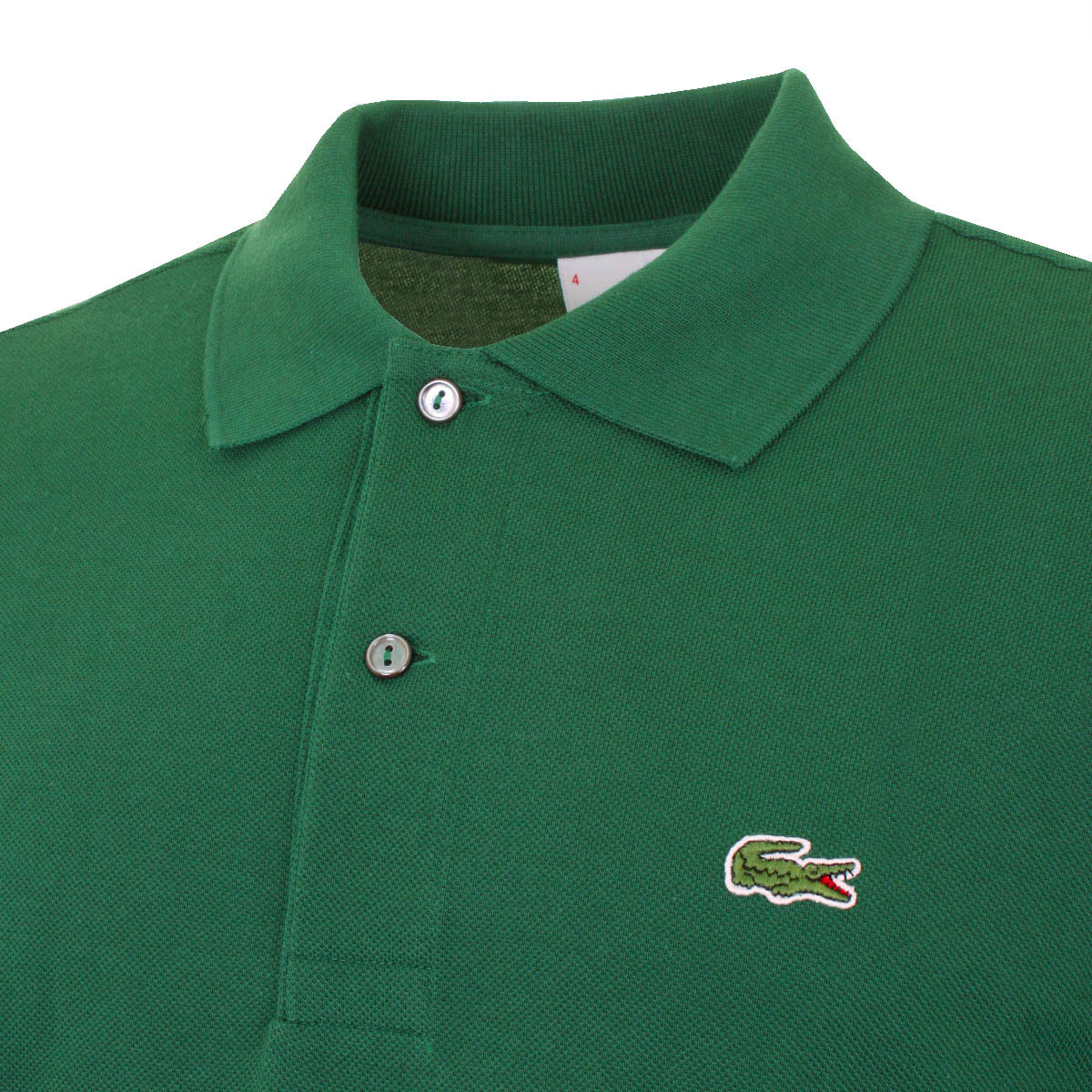 2146bfa7a9 Lacoste Mens 2018 Classic Cotton L1212 Short Sleeve Polo Shirt