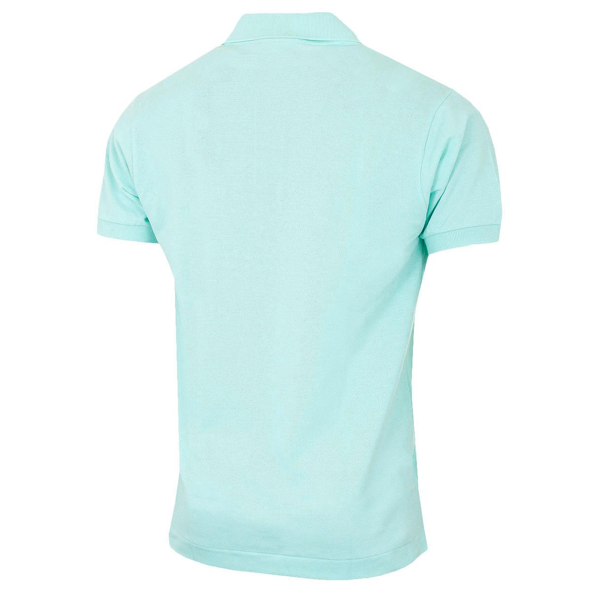 Lacoste-Mens-Classic-Cotton-L1212-Short-Sleeve-Polo-Shirt-26-OFF-RRP thumbnail 11
