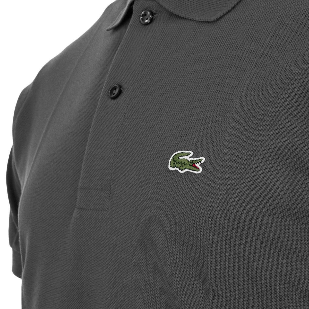 Lacoste-Mens-Classic-Cotton-L1212-Short-Sleeve-Polo-Shirt-31-OFF-RRP thumbnail 34