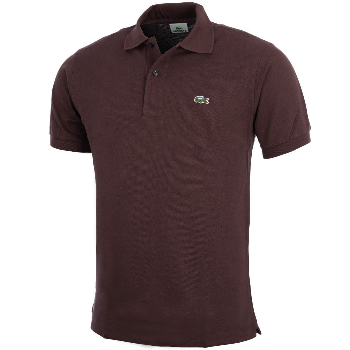 Lacoste-Mens-Classic-Cotton-L1212-Short-Sleeve-Polo-Shirt-26-OFF-RRP thumbnail 37