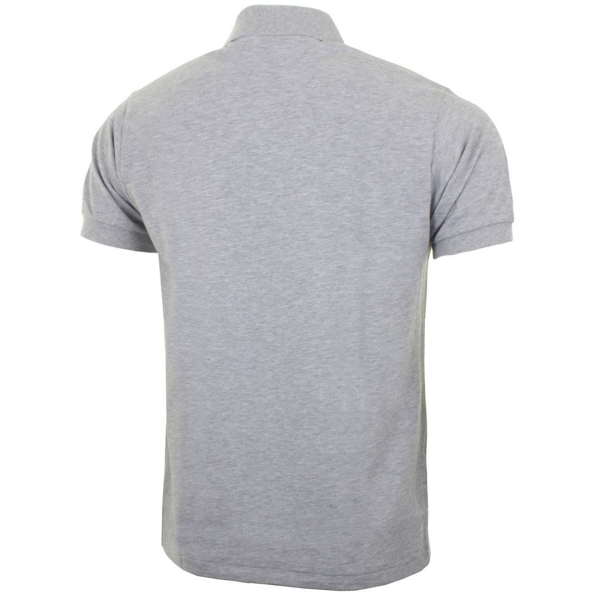 c84c58eaec0 Lacoste 2015 Mens L1264 Orginal Mottled L1212 Polo Shirt Size 5 - L ...