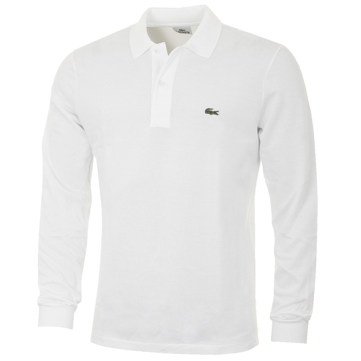 d0d21087 Details about Lacoste Mens 2019 Classic Cotton Long Sleeve L1312 Polo Shirt