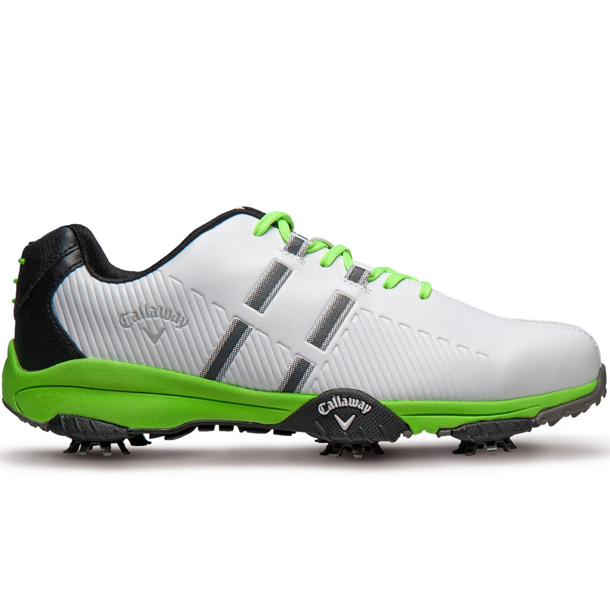 Callaway Golf Mens Chev Mulligan Waterproof Golf Shoes