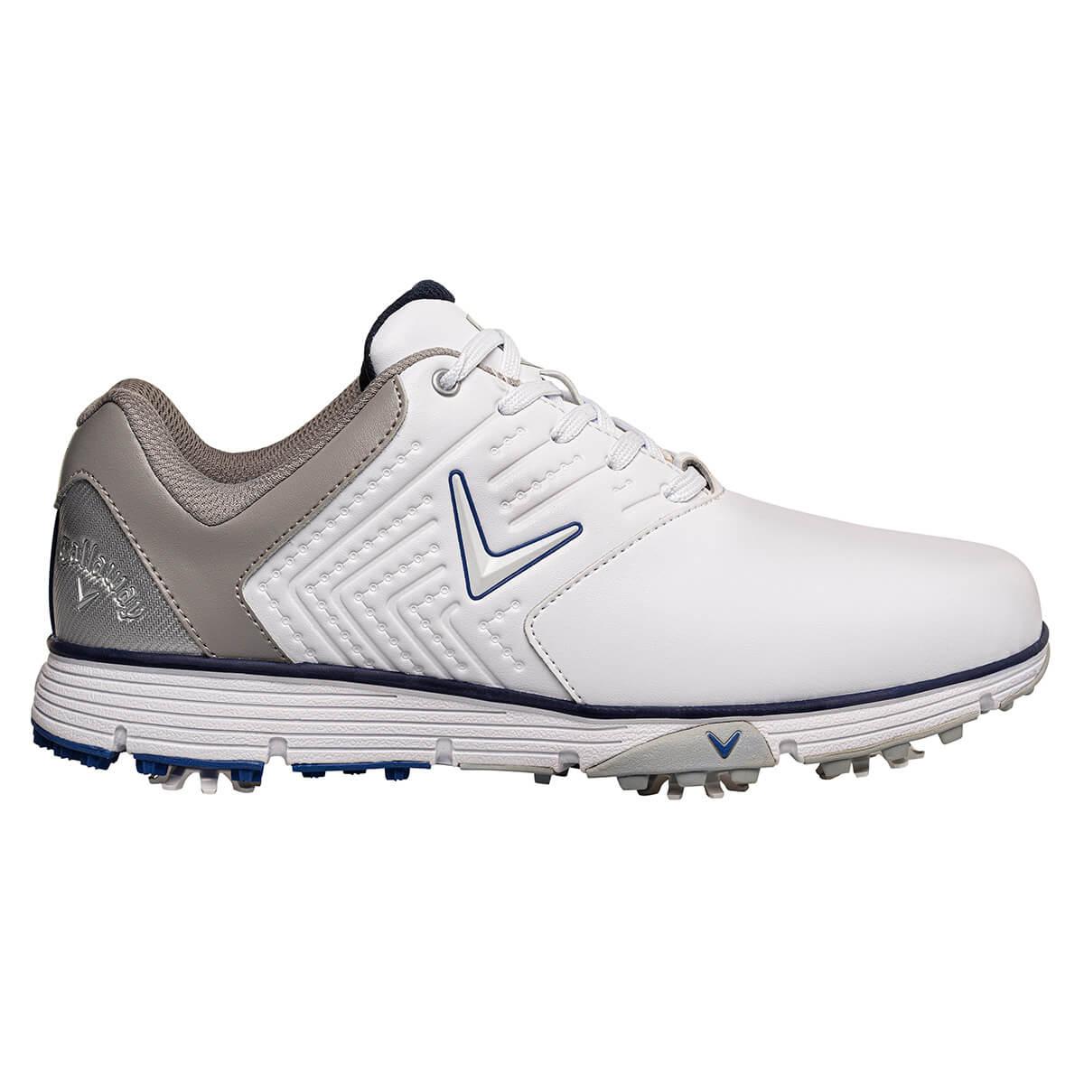 Callaway-Golf-Herren-2020-Chivy-Mulligan-Wasserfest-Leder-Golfschuhe-29-OFF Indexbild 21