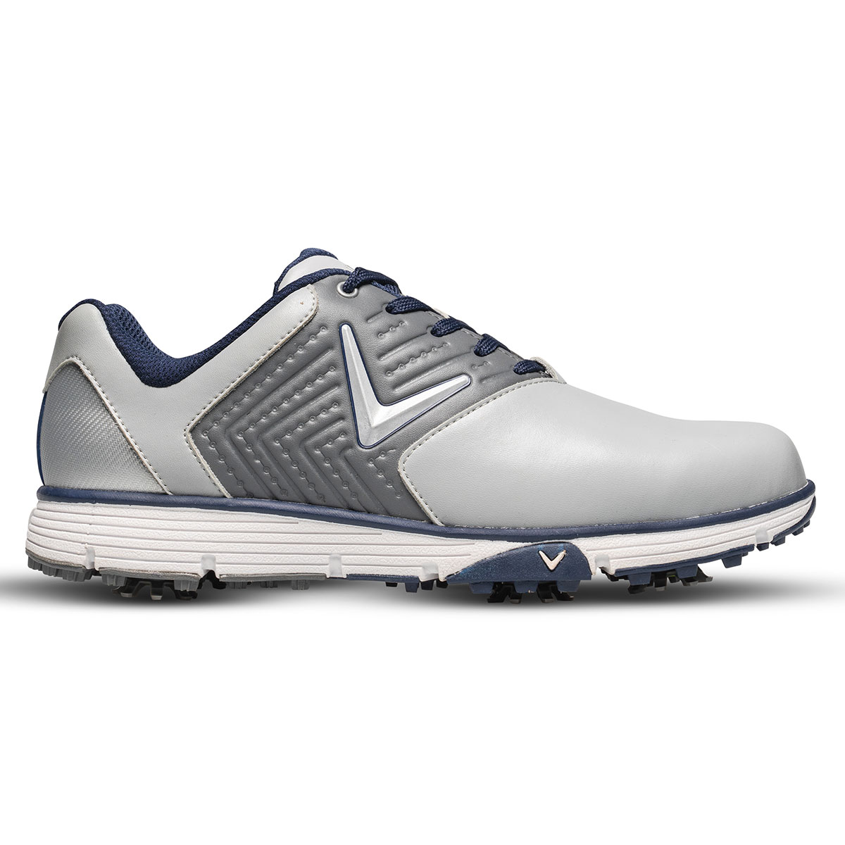 Callaway-Golf-Mens-2019-Chev-Mulligan-Waterproof-Leather-Golf-Shoes-29-OFF-RRP thumbnail 9