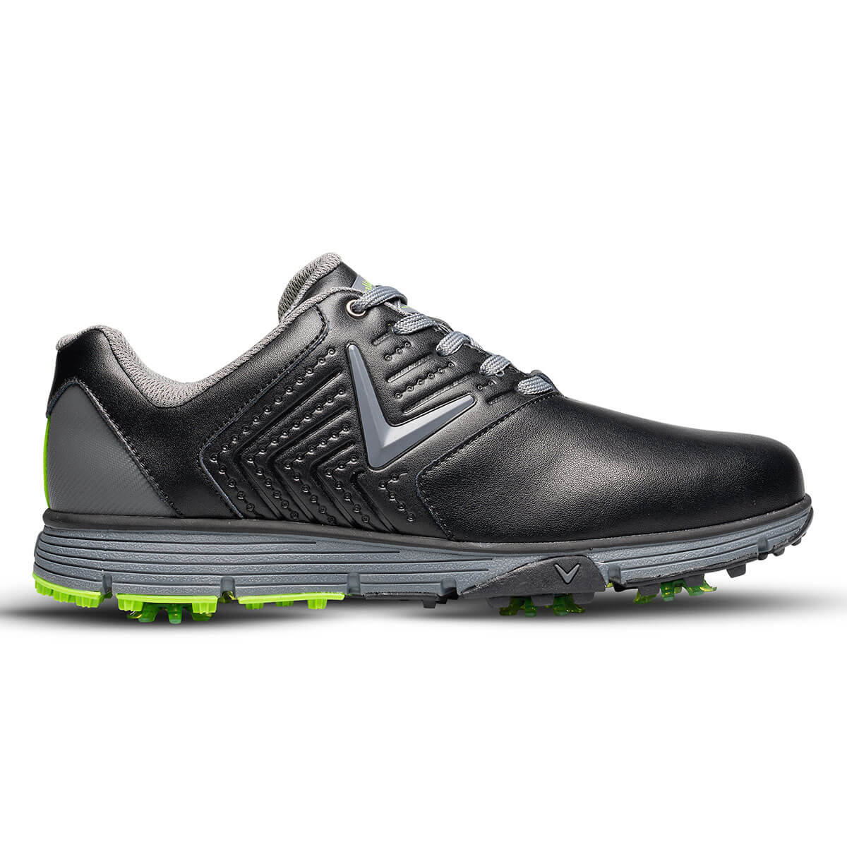 Callaway-Golf-Mens-2019-Chev-Mulligan-Waterproof-Leather-Golf-Shoes-29-OFF-RRP thumbnail 5