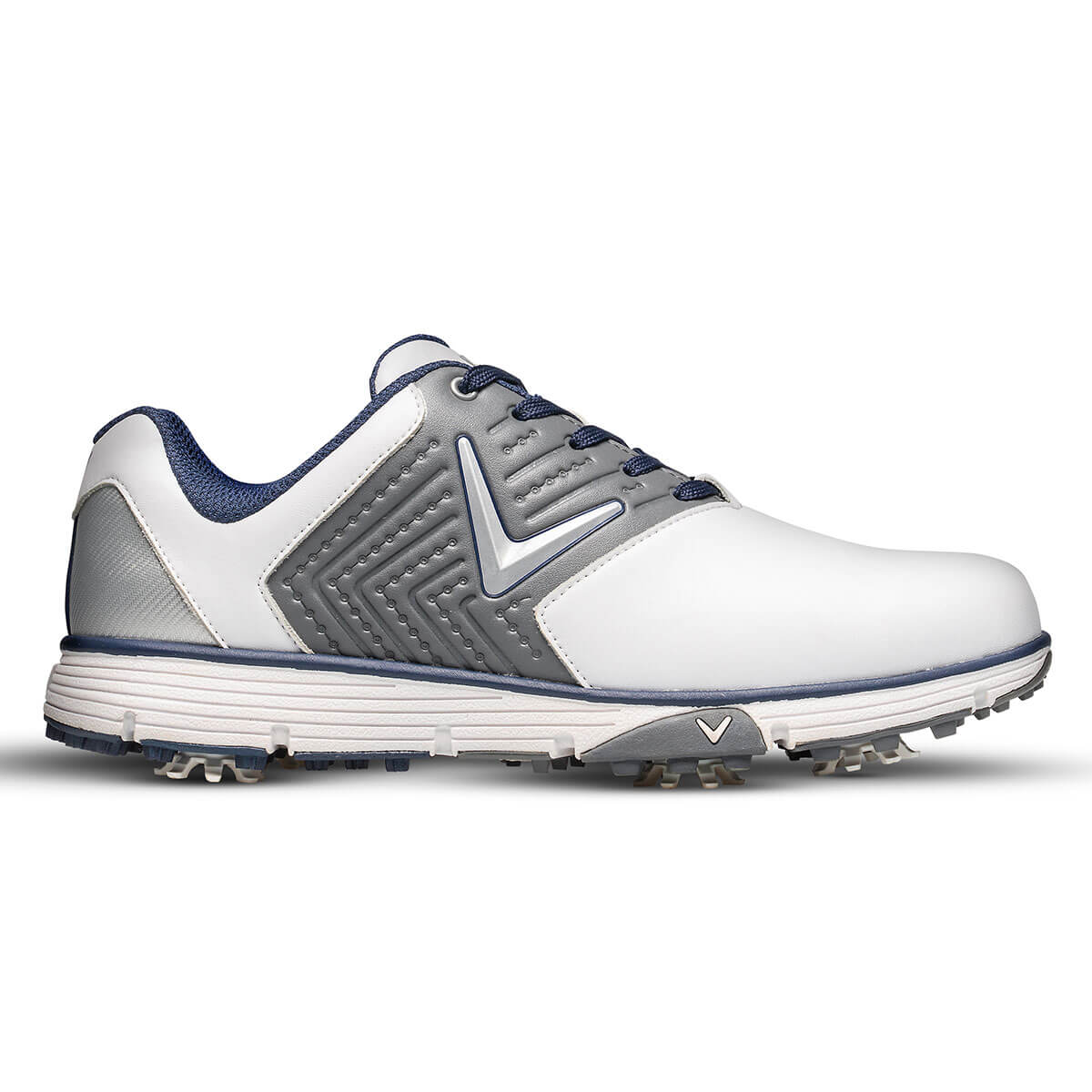 Callaway-Golf-Mens-2019-Chev-Mulligan-Waterproof-Leather-Golf-Shoes-29-OFF-RRP thumbnail 17