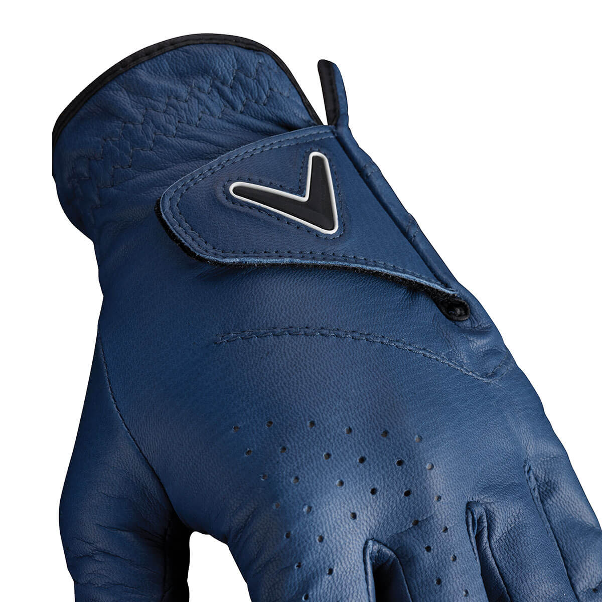 Callaway-Golf-Mens-2019-Opti-Colour-MLH-Premium-Leather-Perforated-Golf-Gloves thumbnail 13