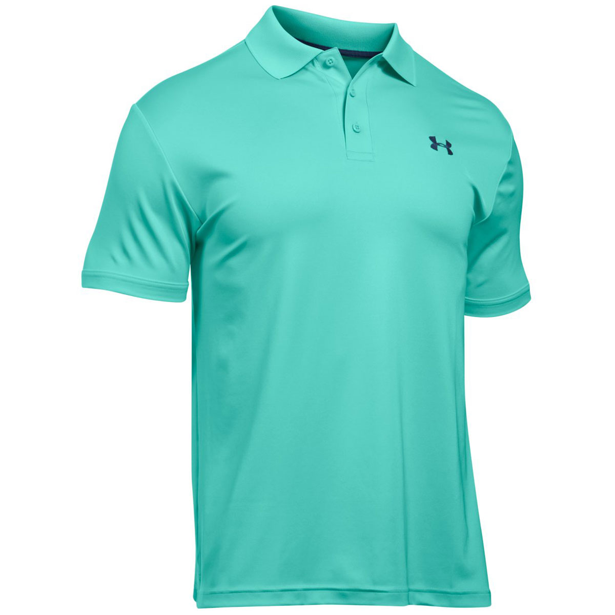 Under armour 2018 mens ua performance tech short sleeve for Mens polo shirts online