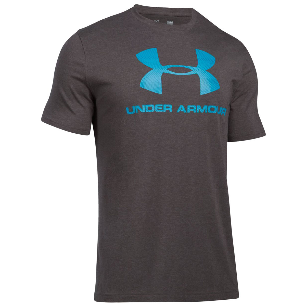 Under armour mens charged cotton sportstyle logo training for Under armor business shirts