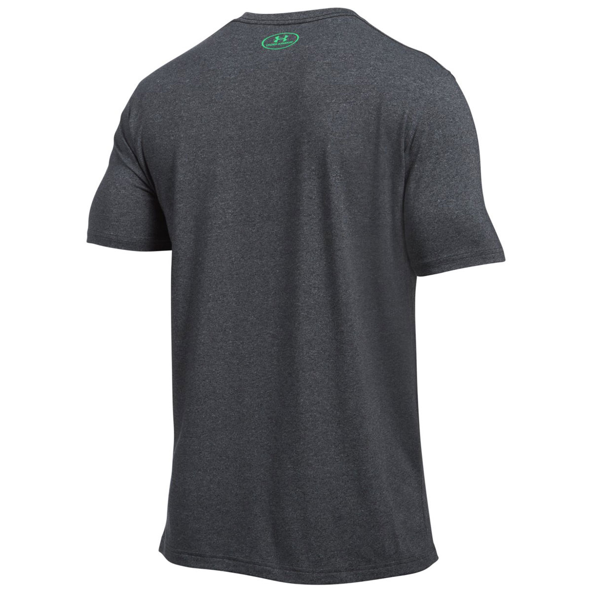 Under-Armour-Mens-Charged-Cotton-Left-Chest-Lockup-T-Shirt-UA-Gym-Training thumbnail 5