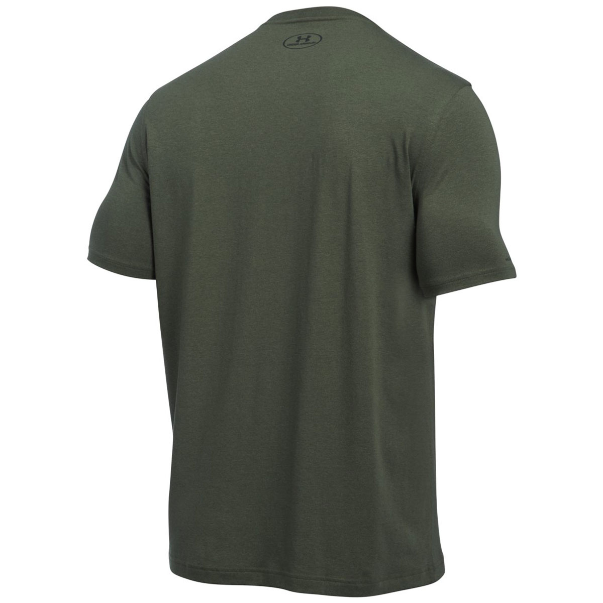 Under-Armour-Mens-Charged-Cotton-Left-Chest-Lockup-T-Shirt-UA-Gym-Training thumbnail 33