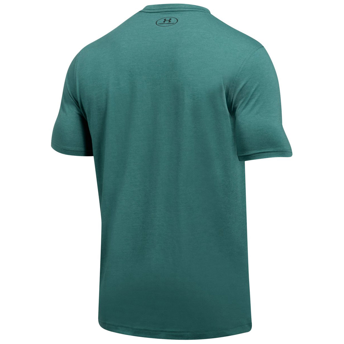 Under-Armour-Mens-Charged-Cotton-Left-Chest-Lockup-T-Shirt-UA-Gym-Training thumbnail 3