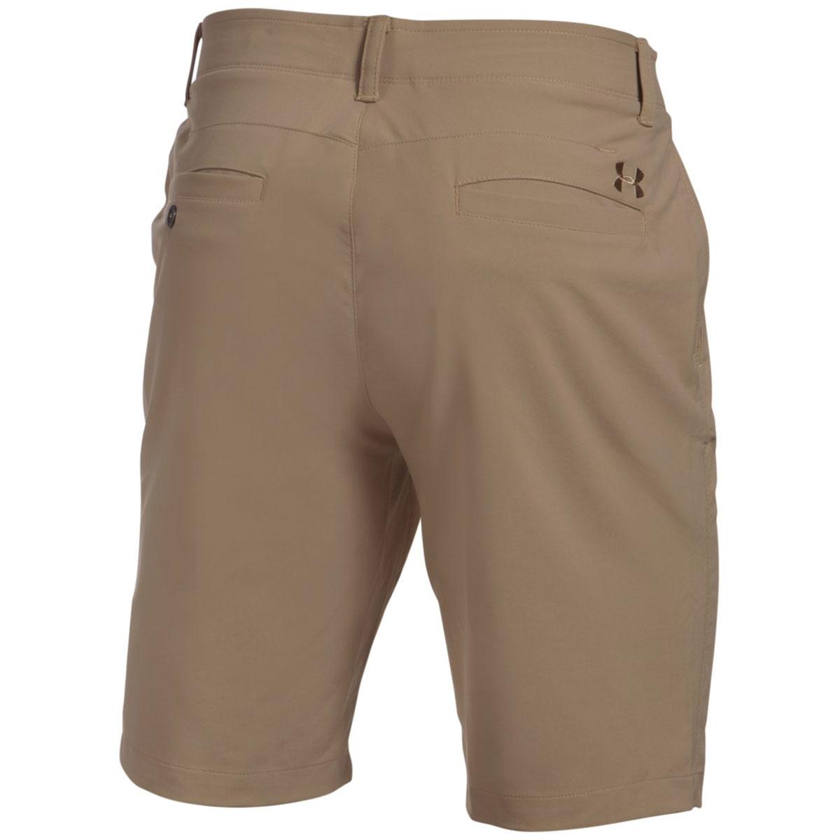 Under-Armour-Homme-UA-Match-Play-conique-Tech-Performance-Golf-Shorts-29-off-RRP miniature 11
